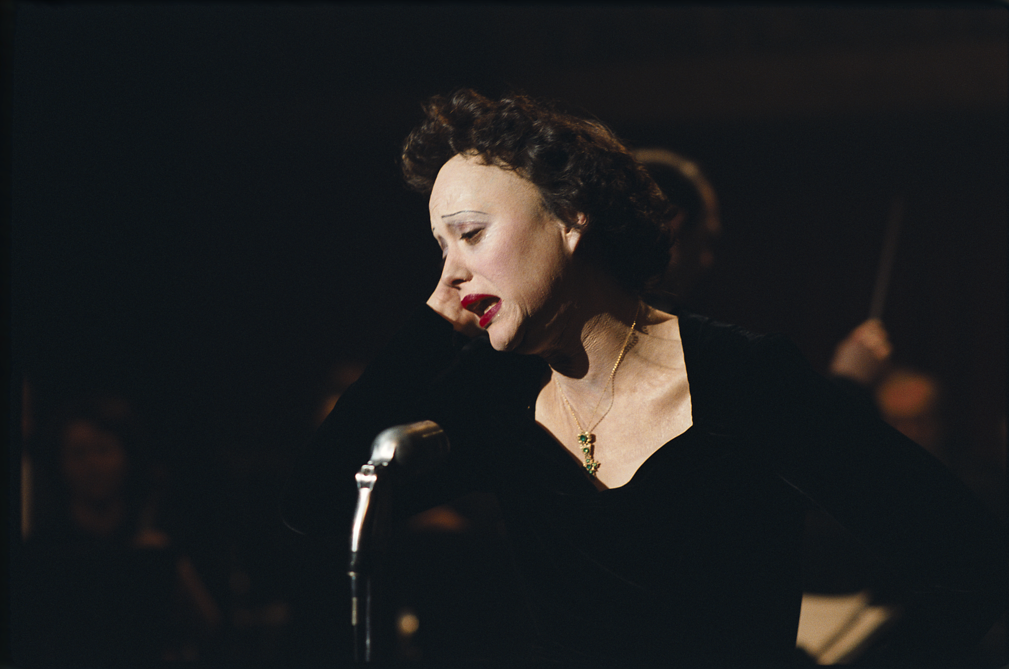 Marion Cotillard dans' La Môme'
