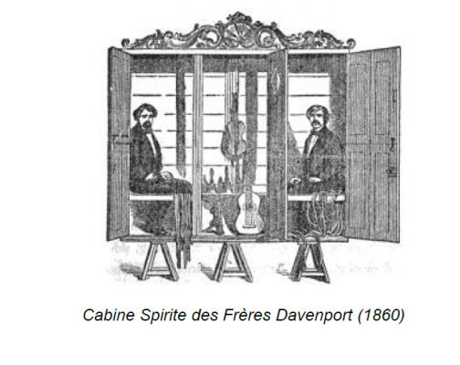 Cabine spirit