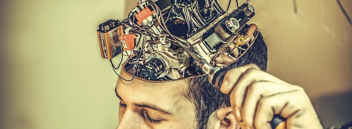 Le cerveau est un magicien en soi !
